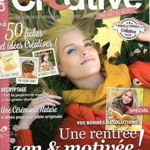 Une revue créative