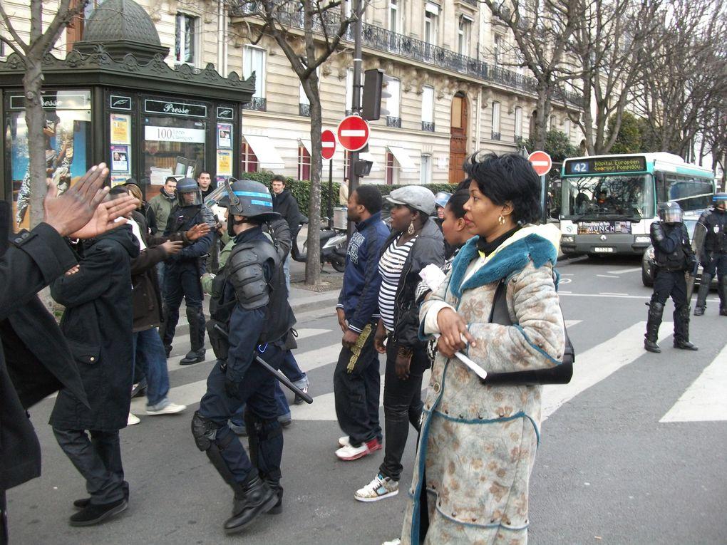 Album - MANIF-A-L-AMBASSADE-DE-LA-RDC-PARIS