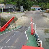 Wagenfähren in Frankreich