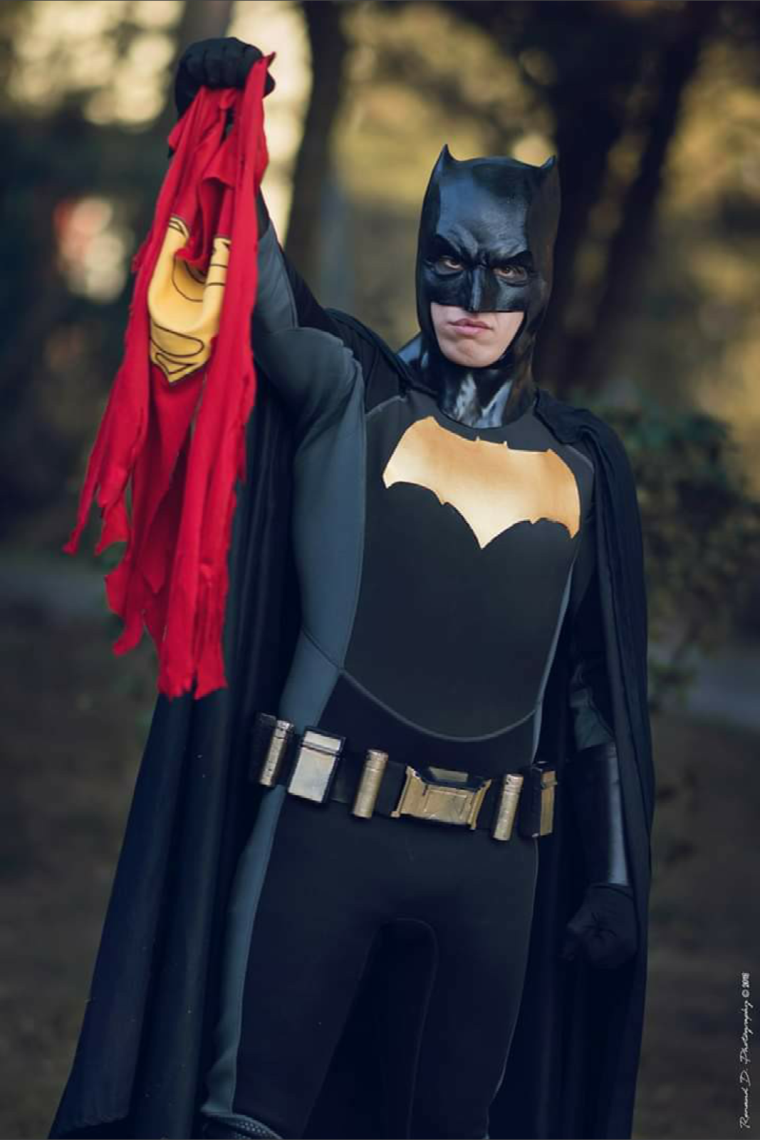 Parle-moi Cosplay #452,5 : Son of DC Cosplay
