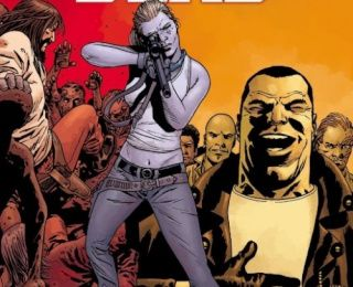 Walking Dead, tome 21 : guerre totale de Robert Kirkman