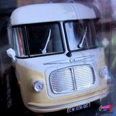 FASCICULE N°14 RENAULT HEULIEZ 1400 KG 1953 IXO 1/43 - car-collector.net