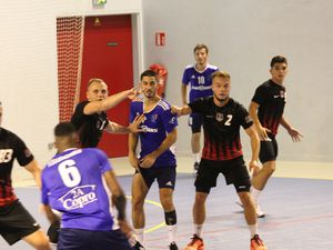 Coupe de France 1er Tour - VILLEMOMBLE N3 vs FB2M N3