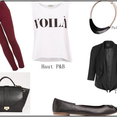 2°] outfit of the day/ look du jour ♥