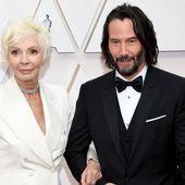 Keanu Reeves, Oscar du meilleur fils pour avoir amené sa mère à la cérémonie