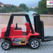 FORK LIFT CHARIOT ELEVATEUR HOT WHEELS 1/64 - car-collector.net