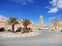Agdz (Maroc en camping-car)