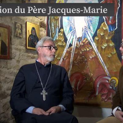 Un prêtre orthodoxe qui a découvert l'orthodoxie à Béthanie