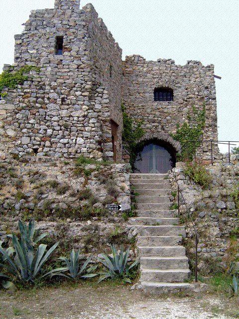 Diaporama château Fitou