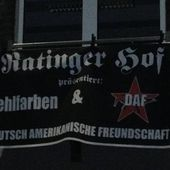 Fehlfarben und D.A.F. - Düsseldorf ZAKK - Samstag, 08. November 2014 - www.lomax-deckard.de