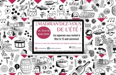 Madiran'dez-vous : le nouveau rendez-vous festif les 14, 15 et 16 août