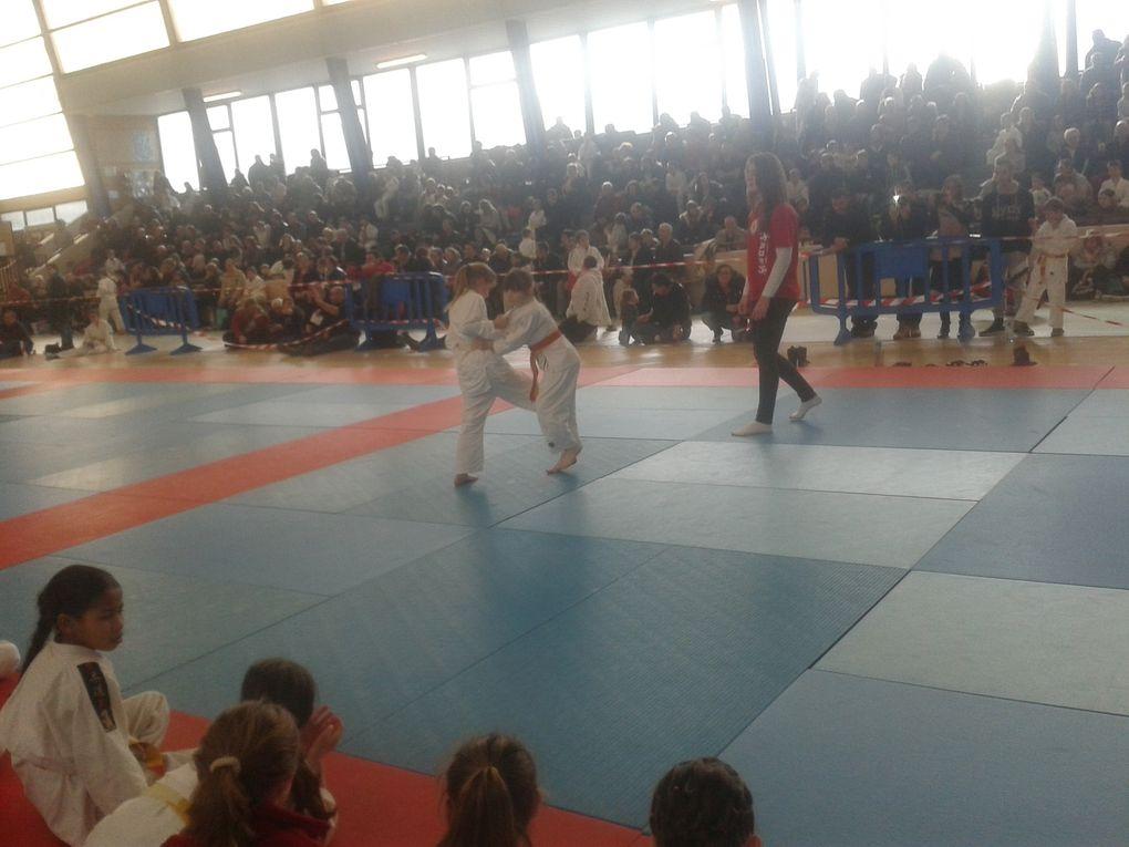 7ème challenge du Judo Club de Gauchy les 5 et 06/03/16