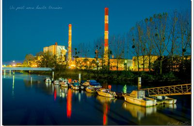 Un port sous haute tension
