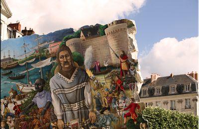 Royal de Luxe met le feu aux rues de Nantes...
