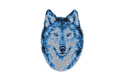 BRODERIE LOUP