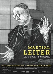 Martial LEITER : le trait engagé