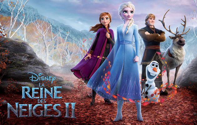 « La Reine des Neiges II » sur Canal+ le vendredi 18 décembre