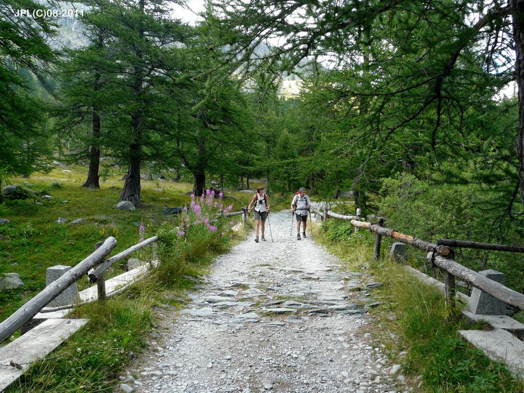LAC VERT - vallée de FONTANALBE - Mercantour - Vallée de la Roya !!