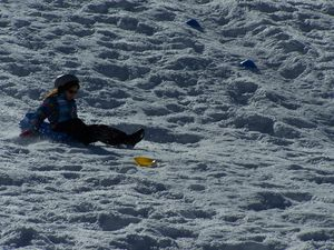 Camp Neige : Luge à Payolle