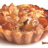 Tartelettes amandines aux mirabelles - www.sucreetepices.com