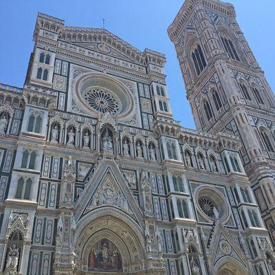 Florencia, Catedral de Santa María del Fiori.