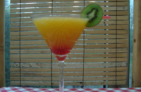 Cocktail Tropical