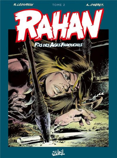 Rahan Episode 9 : L'arc du ciel