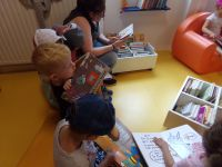 Centre Camus bibliothèque (26 juillet)