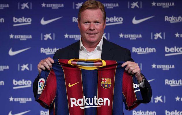 Prediksi Formasi Barcelona Setelah Mengganti Pelatih Baru Ronald Koeman