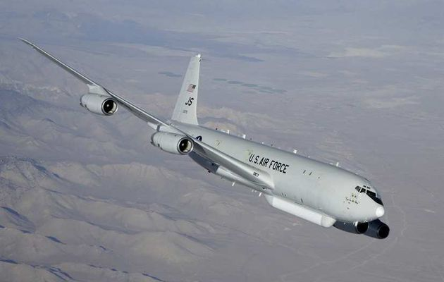 Northrop Grumman E-8 JSTARS