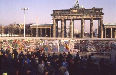 Conférence sur le mur de Berlin