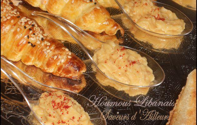 Houmous : Un délicieux Mezzé Libanais