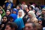 38% des Suisses disent se sentir menacés par les musulmans