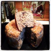 Mon premier pain cocotte... Un essai réussi et très savoureux pour la fête du pain ! - Le blog de cuisineetcitations-leblog