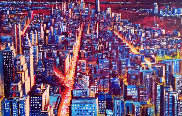 New York by night - version finale