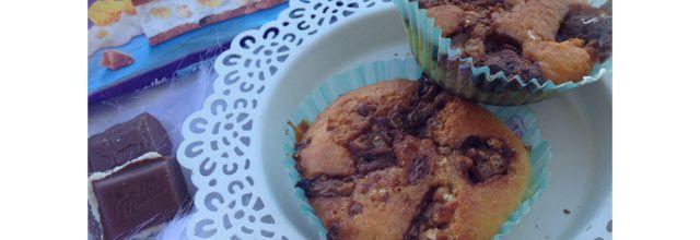 Muffins milka