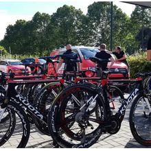 Coronavirus : l'équipe cycliste Cofidis au chômage partiel - L'épidémie de coronavirus n'épargne aucun secteur économique. La saison cycliste est arrêtée depuis la mi-mars, les coureurs sont confinés - (Stéphane Barbereau, France Bleu Nord)