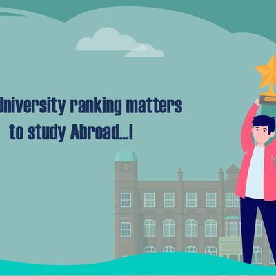 Does university ranking matter to study abroad.!