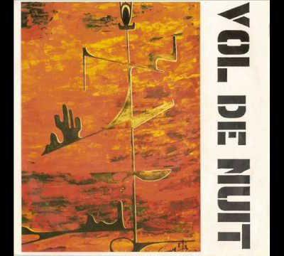 """vol de nuit, un groupe français des années 1980 à base de pop, électronique et new-wave, en atteste le titre """"salut les coucous"""""""