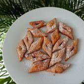 Bugnes moelleuses au sucre (companion ou pas) - Mes Meilleures Recettes Faciles