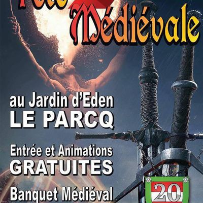 the wolf hunters will be in the city of Le Parcq on June 23 and 24, 2018