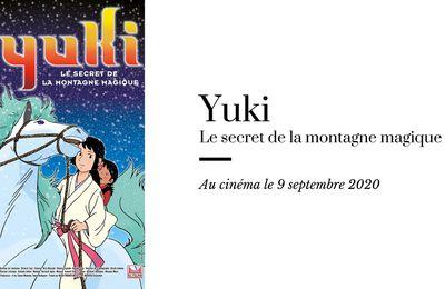 [Papathèque] Cinéma : ''Yuki, le secret de la montagne magique''