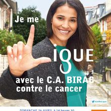 LE CA BIRAC SE LIGUE CONTRE LE CANCER 2015