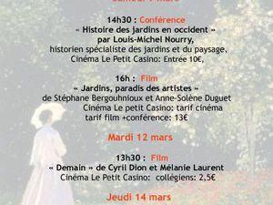 Exposition à Saint Aignan-sur-Cher