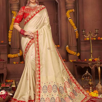 Selecting the Perfect Wedding Saree based on Body types