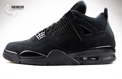 Nike Air Jordan IV Rétro Black Cat