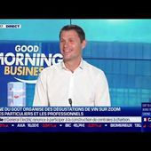 Domaine du Goût chez Good Morning Business BFM Business