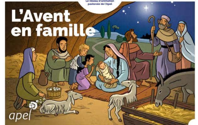 En Avent, vers Noël....
