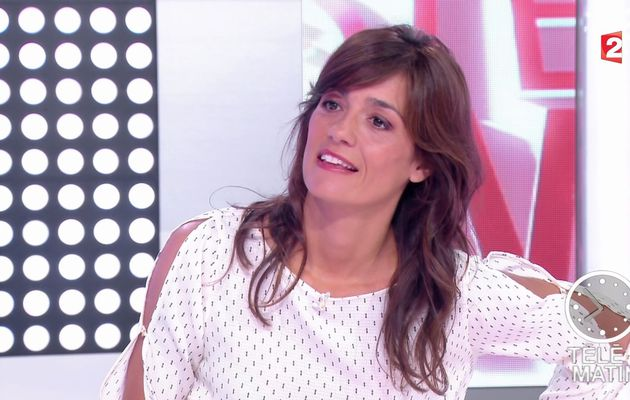 📸3 TANIA YOUNG @telematin @France2tv ce matin #vuesalatele