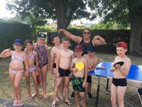 Anatole France primaire Anatole Plage 26 juillet 2018